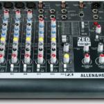 Table de Mixage DJ Allen & Heath ZED 10 FX