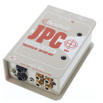 Boite DI Radial JPC stéréo